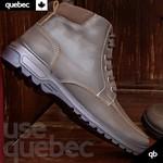 Bota Masculina Quebec Sacramento Brown