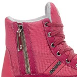 Tênis Cano Alto Masculino Rock Fit No Doubt Rosa