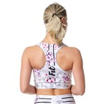 Top Fitness Rock Fit Stripe Flower