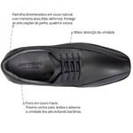 Sapato Super Leve Sapatoterapia Captiva Preto