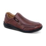 Sapato Casual Leve Sapatoterapia Amêndoa Versailles