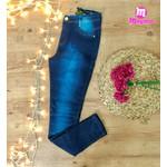 Calça Jeans Ozzup Com Desfiado Na Cintura