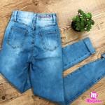 Calça Jeans Melinda com Cinta