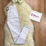 Calça Jeans Melinda Branca