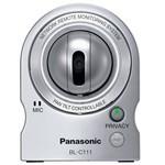Camera colorida panasonic p/rede dados (ip) bl-c111a