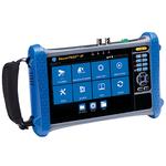 Testador de sistemas de cftv digital e analógico securitest ip r171000