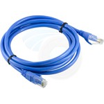 Patch cable cat-6 6.0m pr