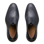 Social Oxford Brogue Fontana Preto