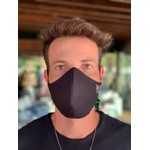 Máscara Tecido Lavável Basics Marinho Cor 1.2