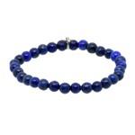 Pulseira Pedra Natural Lapis Lazuli 6mm