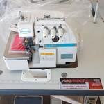 Máquina de Costura Industrial Overloque c/ Direct Drive ELLO EL-737DF + BRINDES ESPECIAIS (ESCOLHA DO CLIENTE)