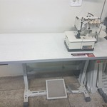 Maquina de Costura Galoneira Semi Industrial 03 Agulhas Bracob BC-2600-3 + BRINDES ESPECIAIS (ESCOLHA DO CLIENTE)