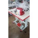 Máquina Costura Ponto Cadeia Direct Drive com Mesa 220v SS9904D-SP-BR Sun Special.