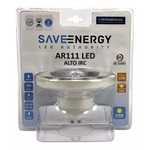 Lampada Ar111 Led 12w 2700k Amarela SE-105 - Save Energy