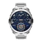 Relógio Diesel Masculino Azul