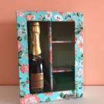 KITS DE CARTONAGEM PARA CAIXA COM VISOR MINI CHANDON