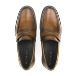 Sapato Loafer Masculino Whisky Monbran Dressy