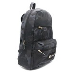 Mochila Club Fashion - Camuflado Preto