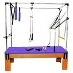Kit 4 Aparelhos de Pilates Estúdio Completo