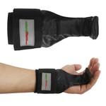 Kit Luva Strap + Cinto de Musculação