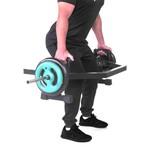 Barra Hexagonal Funcional De Musculação Aberta