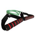 Kit com 3 Elasticos Extensor para Exercicios com Pegada