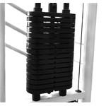 Aparelho Crossover Academia para Musculação - 3 Polegadas