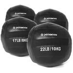 Kit Wall Ball 4kg - 6kg - 8kg - 10kg Natural Fitness