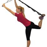 Fita ou Faixa de Alongamento para Pilates