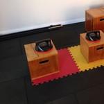 Piso De Borracha Para Academia De Crossfit e Funcional Preto 11mm