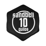 SandBell 10kg Neoprene para Treino Funcional