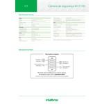 Câmera de Segurança Wi-Fi HD Mibo iC3 - Intelbras