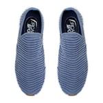 Tênis Trico Com Elastano Azul Jeans