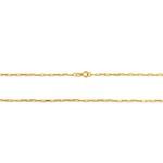 Corrente Cartier em ouro 18k (750)