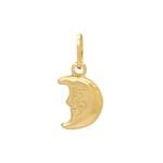 Pingente Lua Ouro 18k