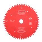 . Disco de Serra circular 250 mm X 80 dentes 10'' ED 38º /BR F.30 FREUD