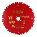 Disco de serra circular 300 X 24z C:2,8 L: 1,8 F: 30mm - Freud