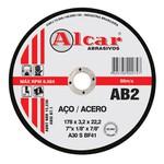 Discos de Corte AB-2 - Aços e materiais ferrosos 2 Telas