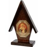 Capela Mãe Rainha 08x05cm