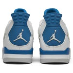 TÊNIS NIKE AIR JORDAN 4 MILITARY BLUE 2012