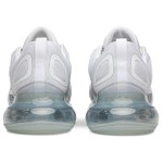 TÊNIS NIKE AIR MAX 720 METALLIC PLATINUM