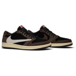 "TÊNIS NIKE AIR JORDAN 1 LOW TRAVIS SCOTT ""MOCHA"""