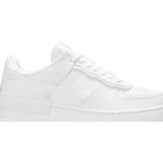 TÊNIS NIKE AIR FORCE 1 SHADOW TRIPLE WHITE