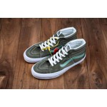TÊNIS VANS OLD SKOOL SK8 GREY/ GREEN