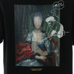 CAMISETA OFF-WHITE FAMOUS UNFINSHED PAINTING