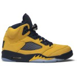 TÊNIS NIKE AIR JORDAN 5 RETRO MICHIGAN