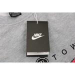 BLUSA MOLETOM NIKE & BENTGABILE GREY