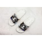 CHINELO SLIDE SUPREME BLACK WHITE GREY