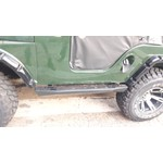 Estribo/Rockslider Lateral Jeep Willys CJ5