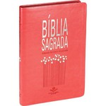 Biblia sagrada Slim - pêssego